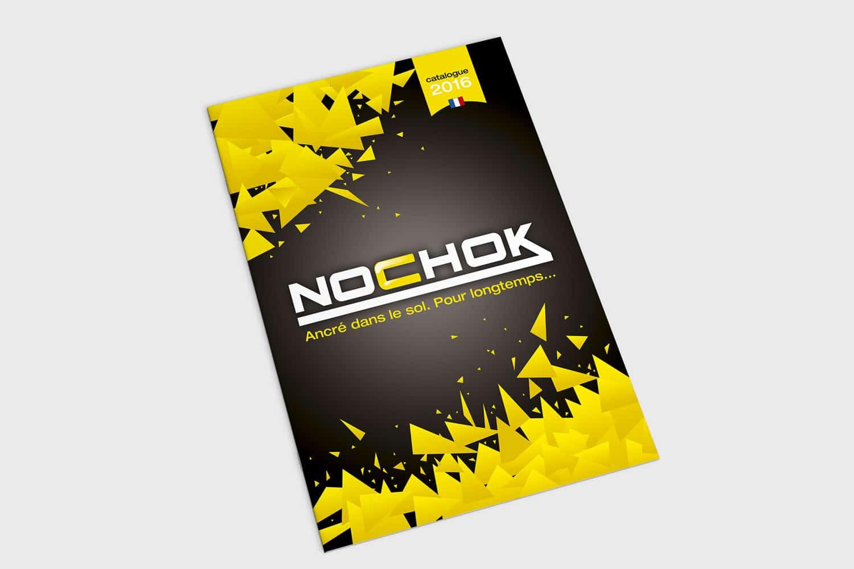CHARTE GRAPHIQUE - NOCHOK